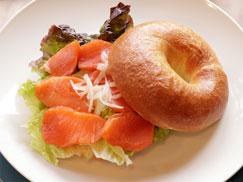 サンドイッチの写真